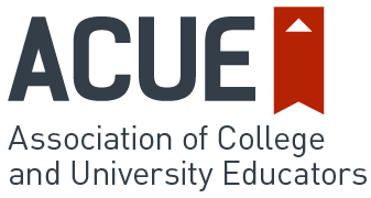 Association of College and University Educators