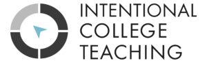 Intentional College Teaching